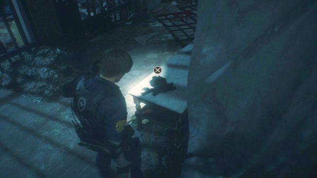 افزایش ظرفیت اینونتوری در Resident Evil 2