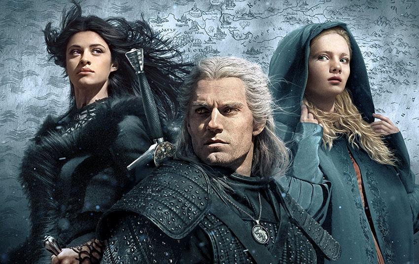 تماشای سریال The Witcher - Thumbnail