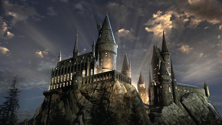 آموزش جادو در کمیکهای مارول به سبک مدرسه هاگوارتز دنیای هری پاتر