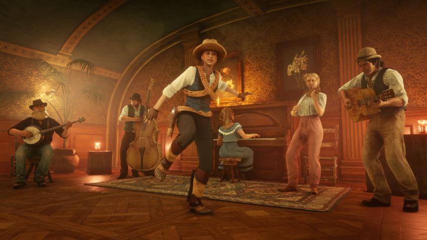 محتوای اختصاصی نسخه PC بازی Red Dead Redemption 2 برای پلی استیشن 4 هم منتشر شد