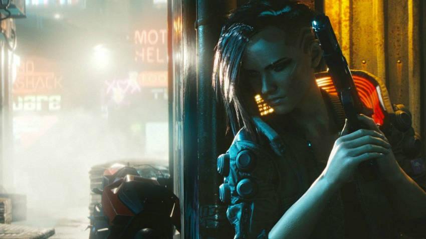 قسمتی از نقشه Cyberpunk 2077 لو رفت؛ بازی از The Witcher 3 کوچکتر است