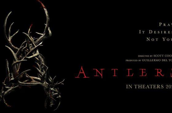 ترس از نگاه دلتورو در تریلر جدید فیلم Antlers [تماشا کنید]