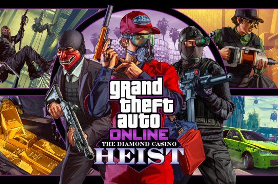 برای انجام بزرگترین سرقت قرن در GTA Online آماده شوید