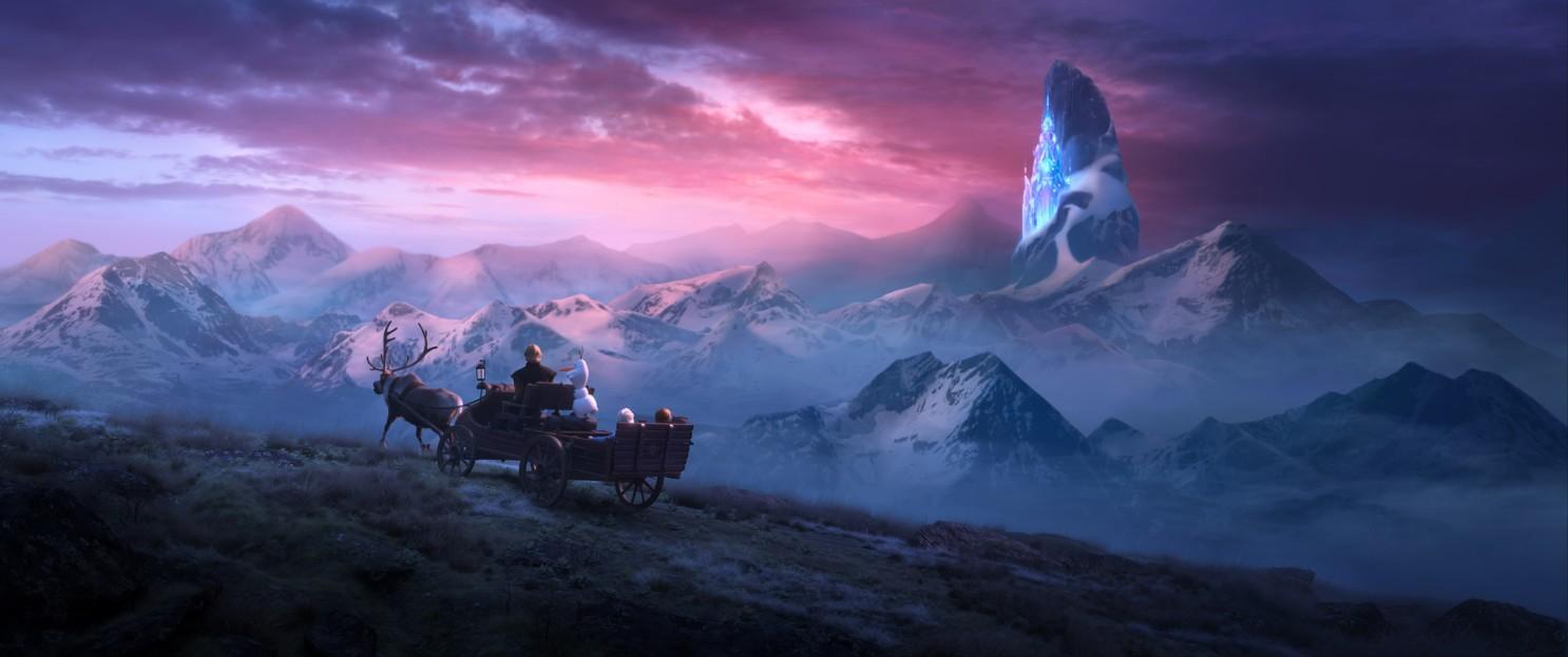 نقد انیمیشن Frozen 2