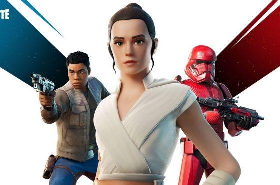آغاز رویداد جنگ ستارگان بازی فورتنایت با انتشار تیزری از Star Wars: Rise of Skywalker