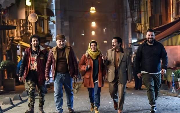 مطرب دومین فیلم پرفروش تاریخ سینمای ایران شد