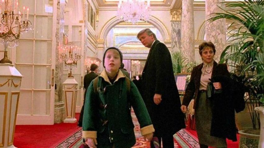 ترامپ معتقد است «تنها در خانه ۲» یکی از بهترین آثار سینمایی تاریخ است