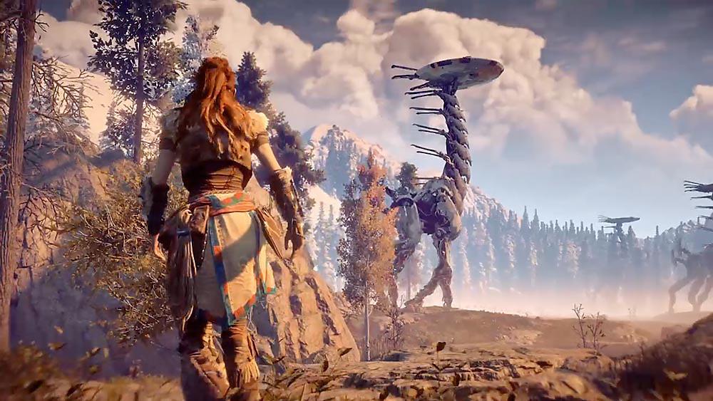 بازی Horizon Zero Dawn احتمالا بهزودی برای پیسی عرضه میشود