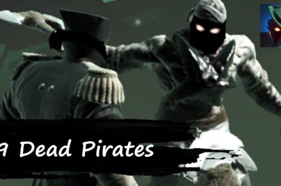 معرفی بازی شستی 99Dead Pirates