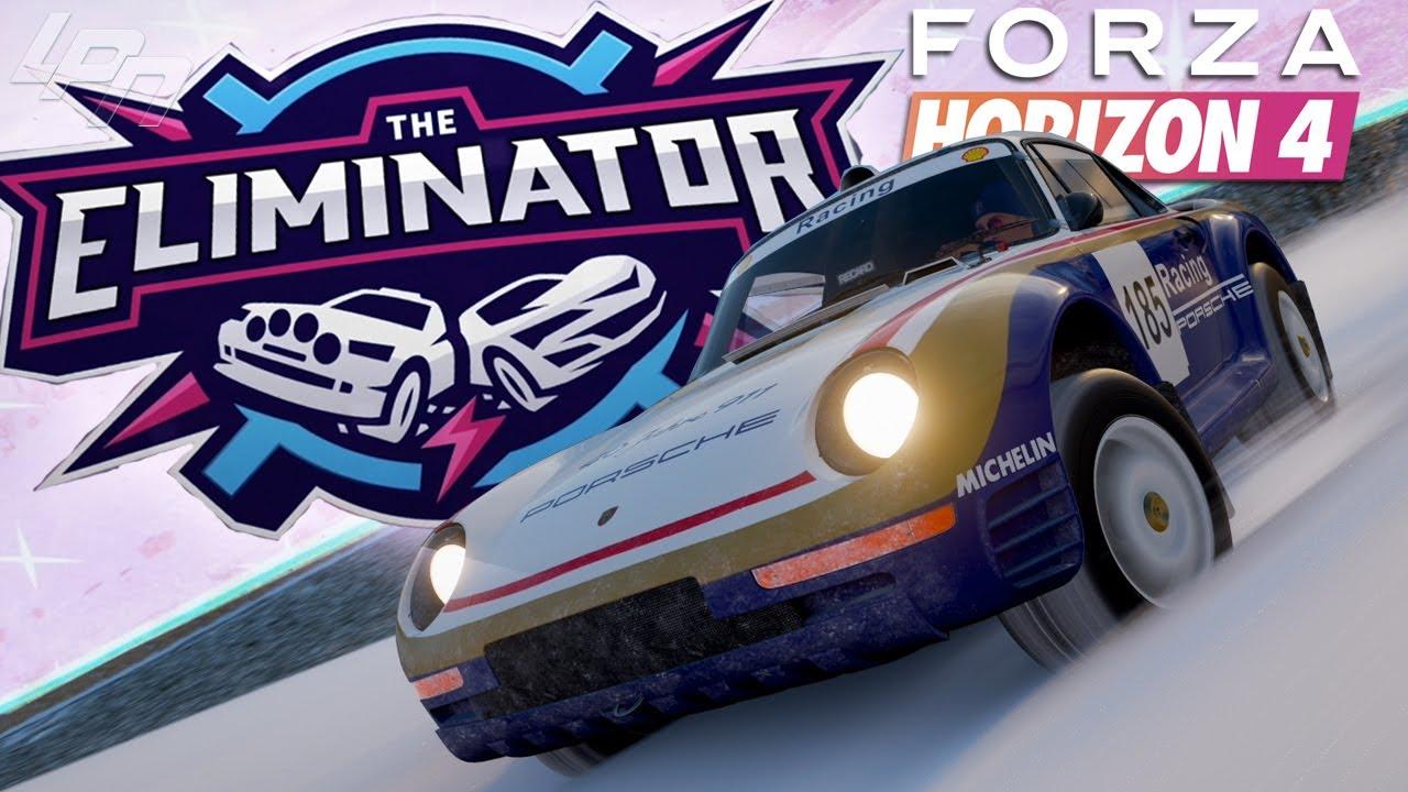 جنگ ماشینها در تریلر رونمایی از بخش بتل رویال Forza Horizon 4 [تماشا کنید]
