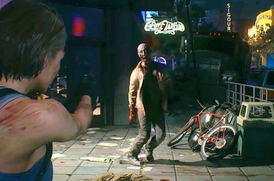 گیم پلی کوتاهی از Resident Evil 3 Remake را اینجا تماشا کنید