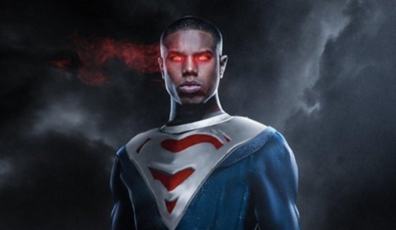 مایکل بی جردن میخواهد یک سوپرمن وفادار به کمیک بوک باشد