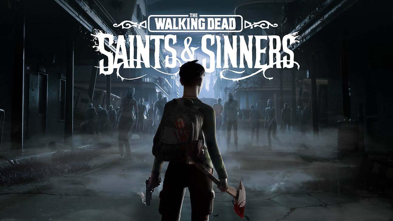 لمس دنیای مردگان با تریلر جدید بازی واقعیت مجازی The Walking Dead: Saints & Sinners
