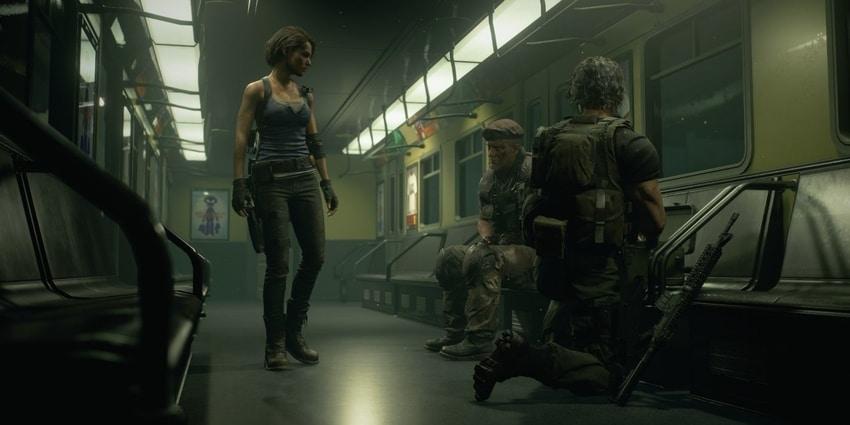 پیشنمایش Resident Evil 3