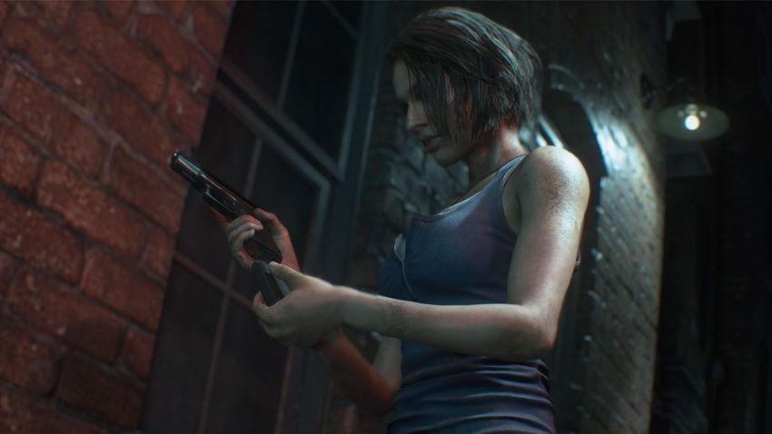 سلاح های Resident Evil 3