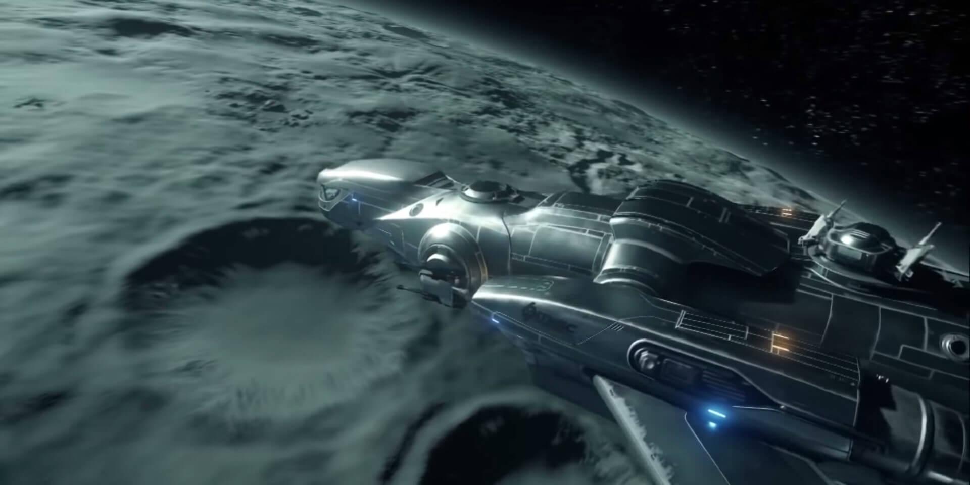سفر به اعماق کهکشان در تریلر جدید بازی Star Citizen [تماشا کنید]
