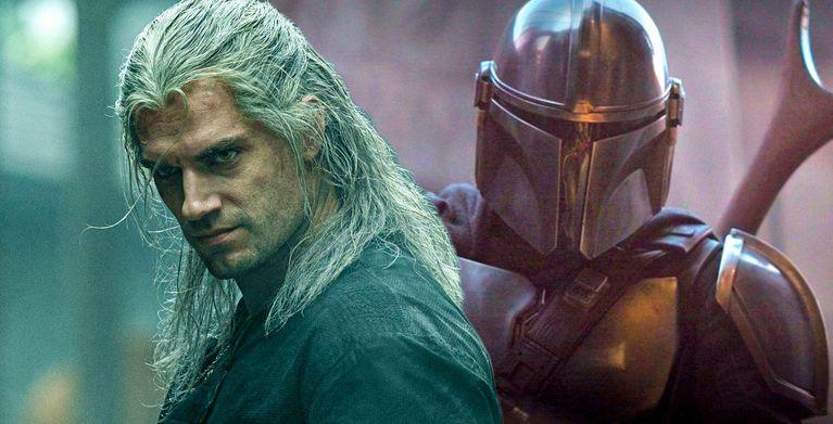 ویچر جلوتر از The Mandalorian محبوبترین سریال این روزها است