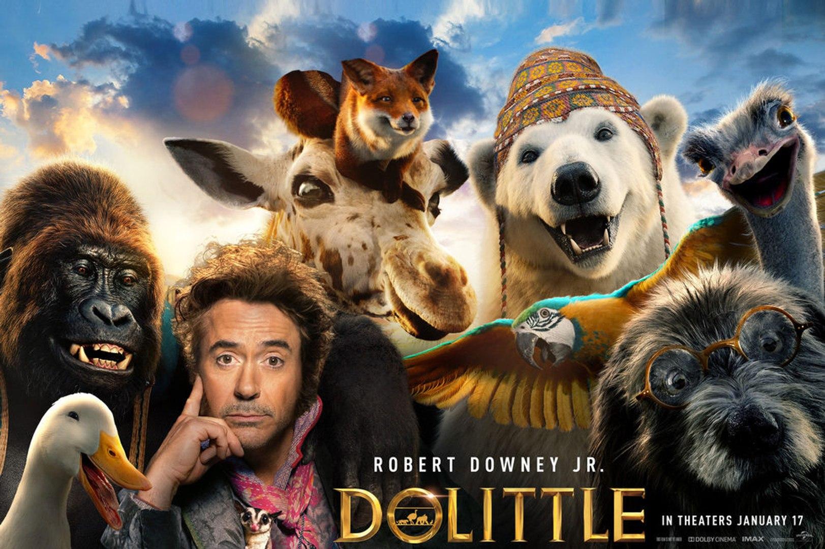 از بازسازی فیلم Dolittle با درخشش رابرت داونی چه اطلاعاتی داریم؟