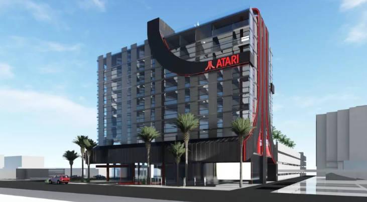 هتل آتاری