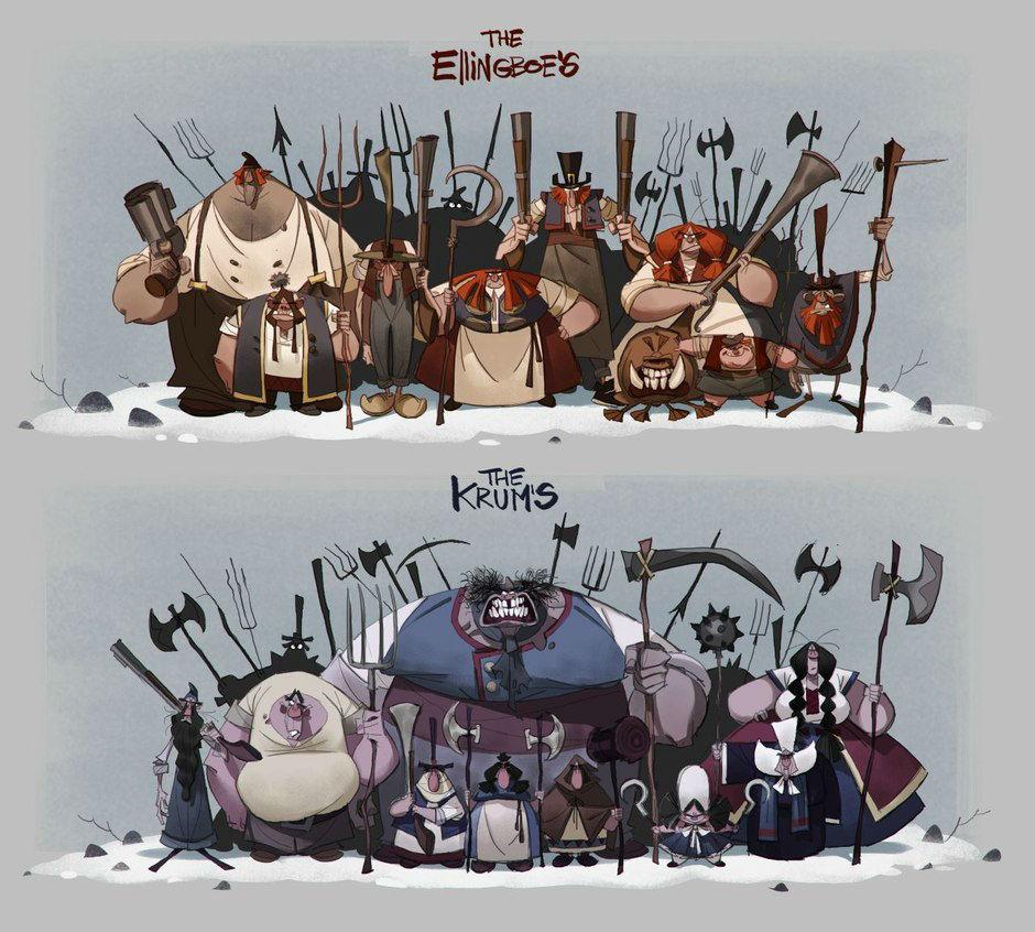 نقد انیمیشن Klaus