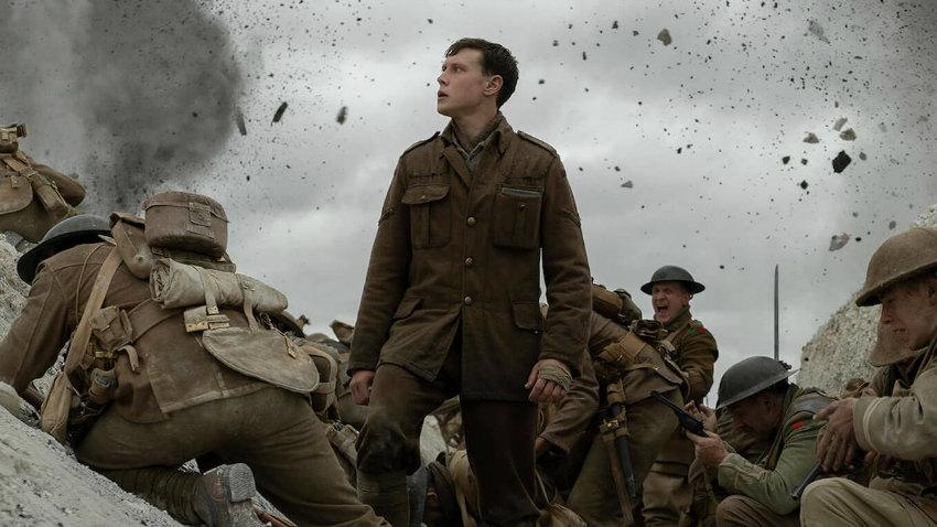 سه هفته مانده به اسکار، فیلم «1917» برنده یک جایزه دیگر هم شد