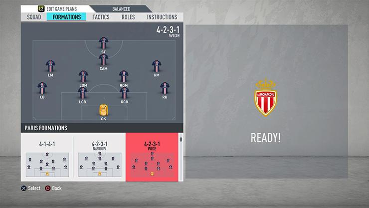 بهترین چیدمانهای FIFA 20