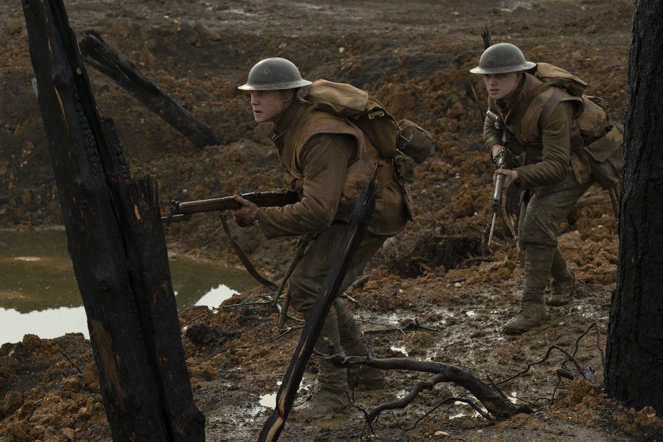 نقد فیلم 1917