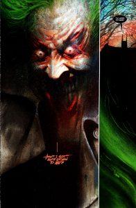 یکی از صفحات کمیک Arkham Asylum: A Serious House on A Serious Earth (برای دیدن سایز کامل روی تصویر کلیک کنید)
