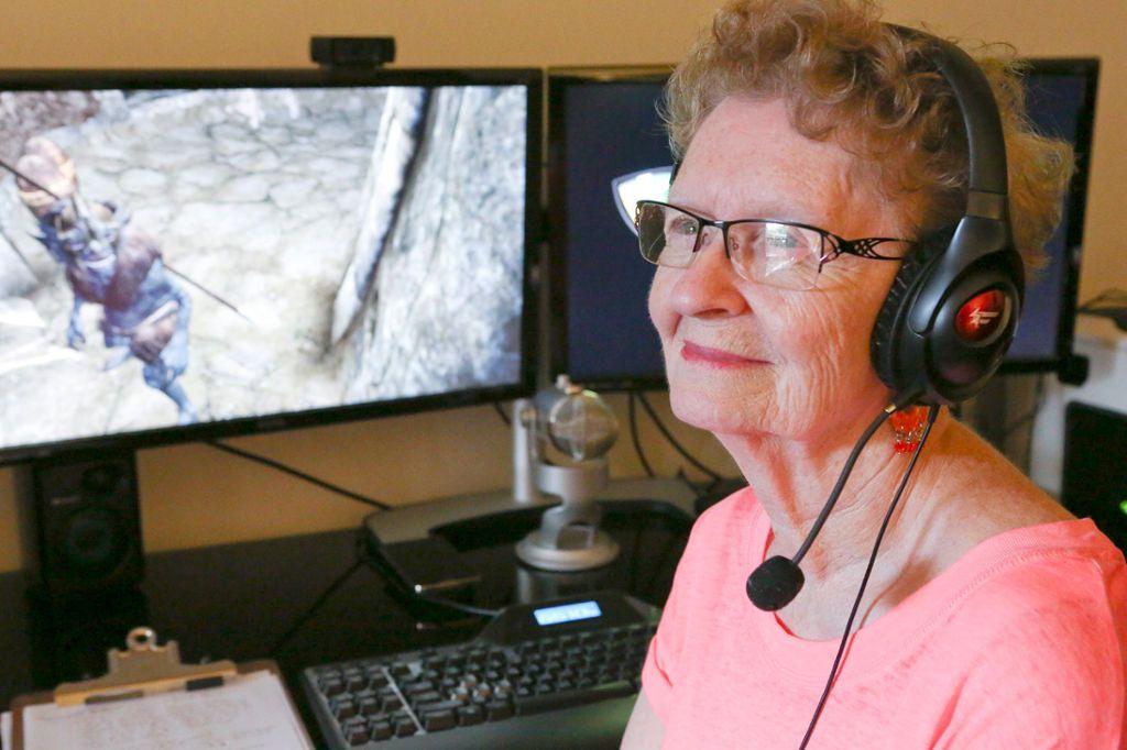 منتظر ماد مادربزرگ اسکایریم باشید [تماشا کنید]