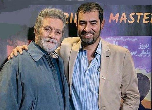 شهاب حسینی خواستار رفع ممنوعیت حضور بهروز وثوقی در سینماها شد