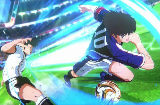 بازی فوتبالی «کاپیتان سوباسا» معرفی شد [تماشا کنید]