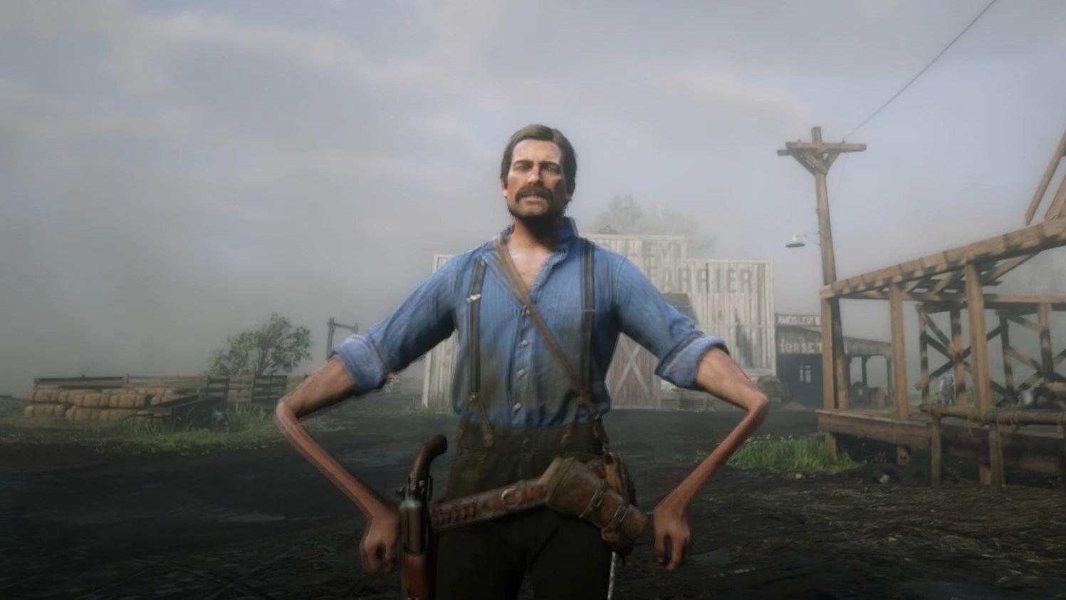 نسخه پی سی Red Dead Redemption 2