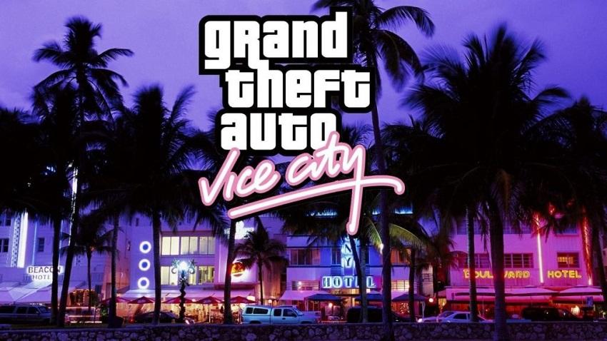 بازی GTA Vice City
