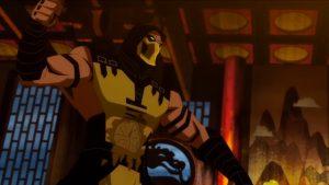 خوشههای خشم در تریلر معرفی انیمیشن Mortal Kombat Legends: Scorpion's Revenge