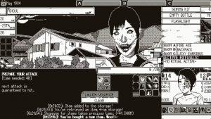 این بازی ۱ بیتی شما را به درون یک مانگای خیلی ترسناک میبرد [تماشا کنید]