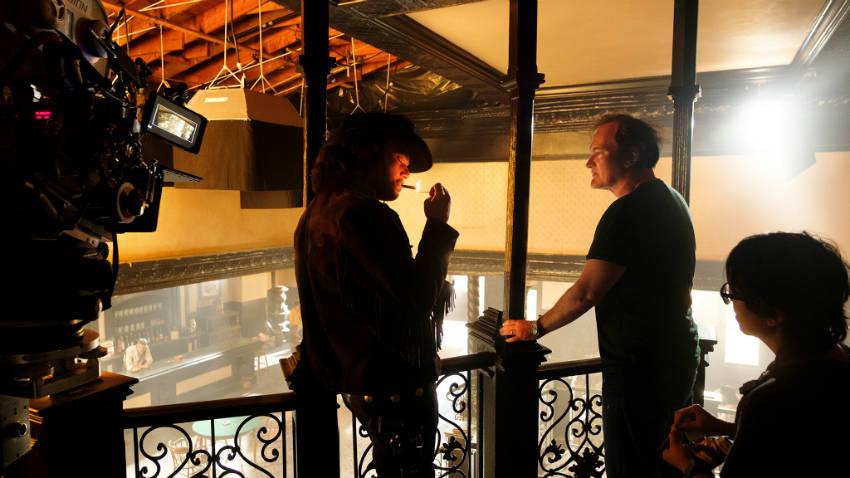 ایده اولیه Once Upon A Time In Hollywood چگونه به ذهن تارانتیو رسید؟