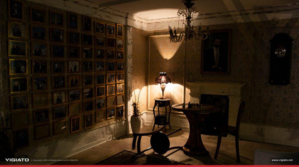 اتاق فرار راز