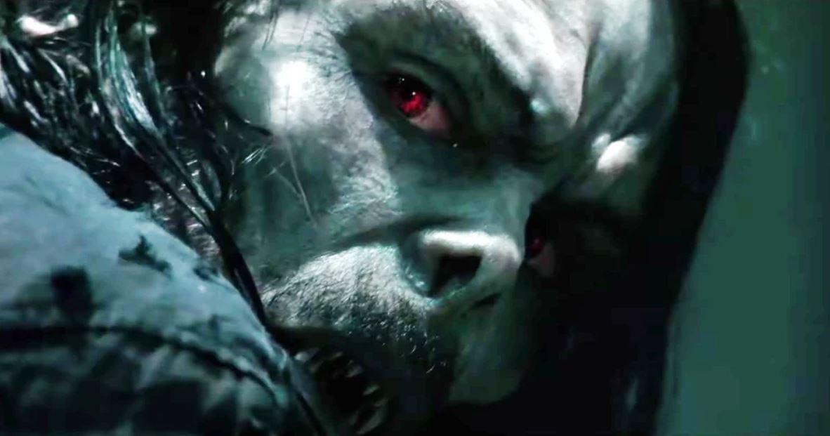 نمایش جرد لتو در نقش خونآشام مخوف مارول در تریلر فیلم Morbius [تماشا کنید]