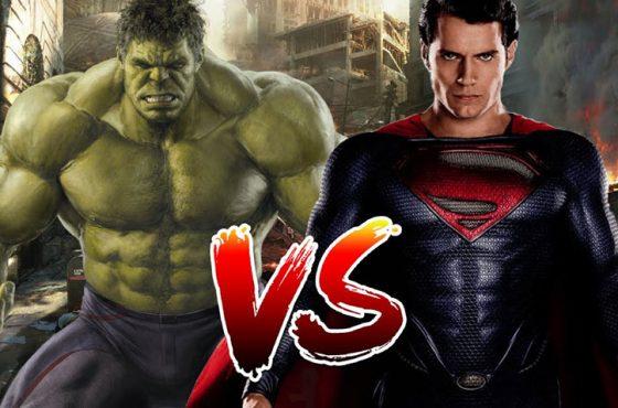 فیسآف: در نبرد بین سوپرمن و هالک چه کسی پیروز میشود؟