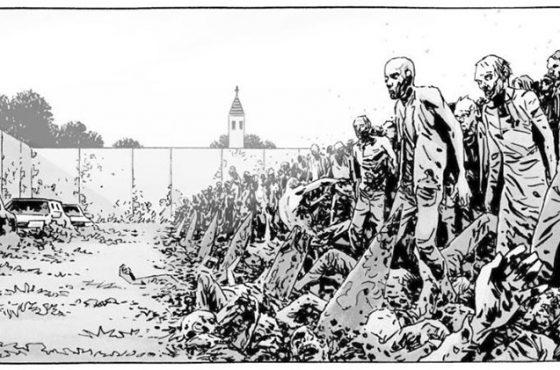 عامل تبدیل مردم به زامبیها در دنیای The Walking Dead مشخص شد