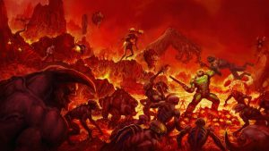 سازنده Doom Eternal: برای ساخت بازی بارها بیش از اندازه کار کردیم