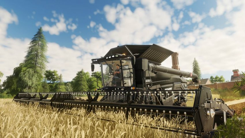 بازیهای شبیهساز کشاورزی