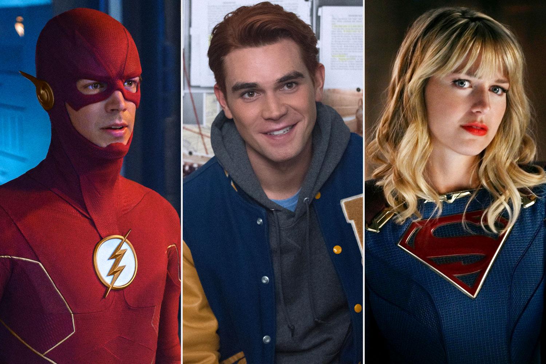 ۱۳ سریال شبکه CW برای فصل جدید تمدید شدند
