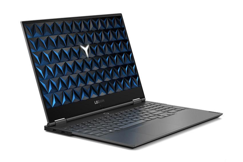 باریکترین و سبکترین لپتاپ گیمینگ Lenovo رونمایی شد