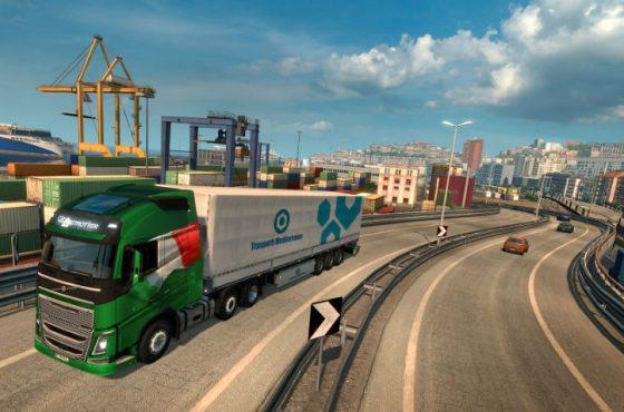 آموزش آنلاین بازی کردن Euro Truck Simulator 2