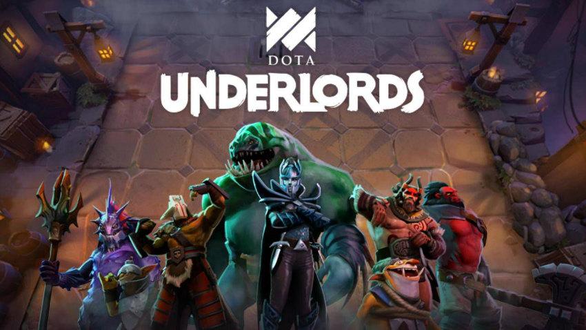 اوضاع برای بازی Dota Underlords نگرانکننده است