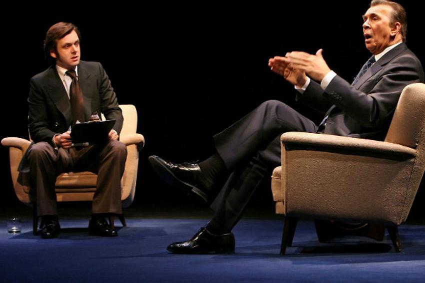 مصاحبه ریچارد نیکسون فیلم سیاسی