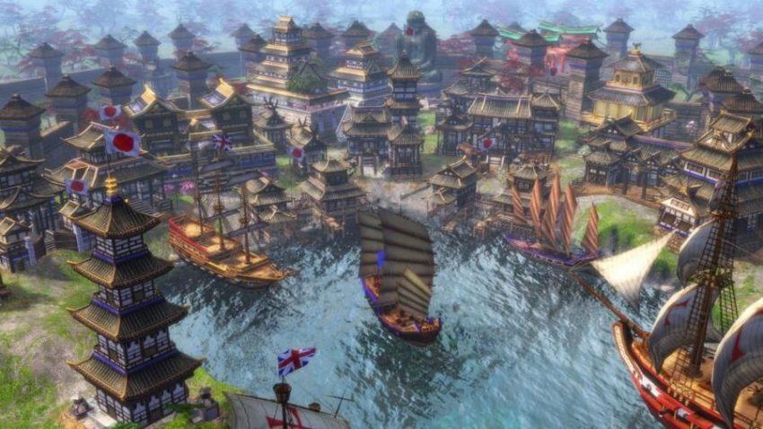 بتای Age of Empires 3: Definitive Edition ماه آینده آغاز خواهد شد