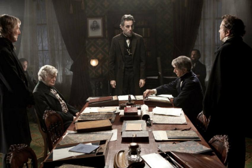 آبراهام لینکلن فیلم سیاسی