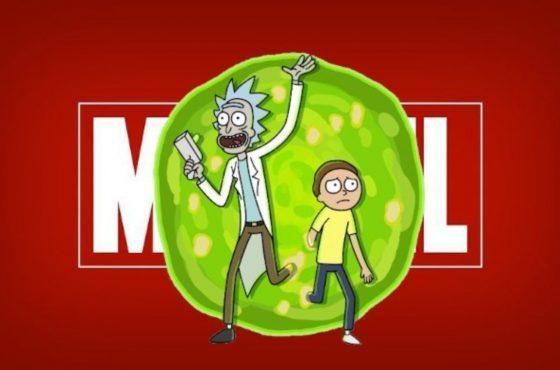 سریال Rick and Morty به دنیای مارول آمد